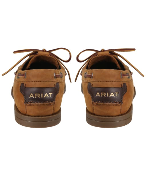 Men's Ariat Antigua Shoes - Walnut
