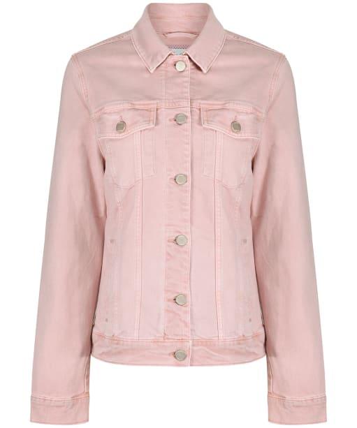 Women's Joules Arkley Denim Jacket - Pink