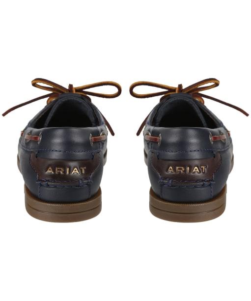 Women's Ariat Antigua Shoes - Navy