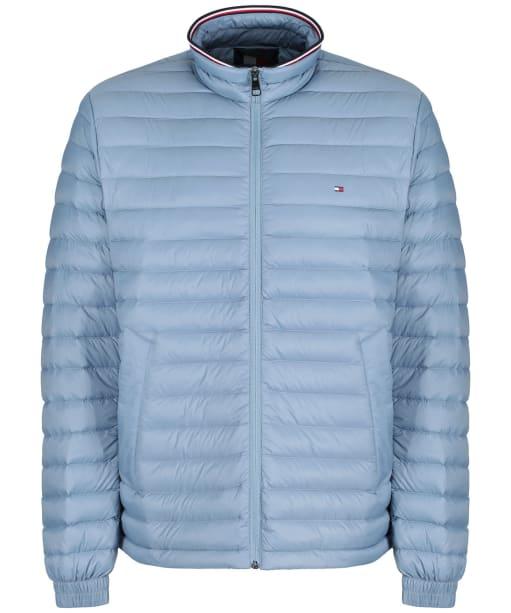 Men's Tommy Hilfiger Packable Down Jacket - Colorado Indigo