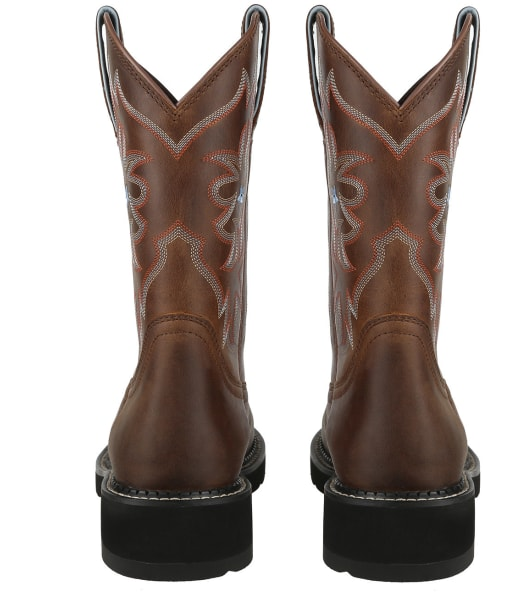 Women's Ariat Probaby Boots - Driftwood Brown