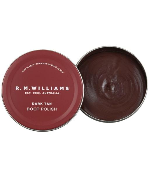 R.M. Williams Stockman's Boot Polish - Dark Tan