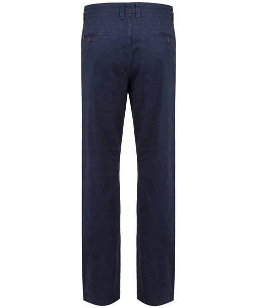 Men's Crew Clothing Straight Chino Trousers - Dark Navy