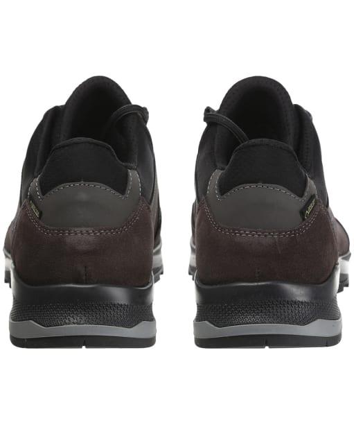 Men's Hanwag Banks Low GTX Boots - Asphalt/Black