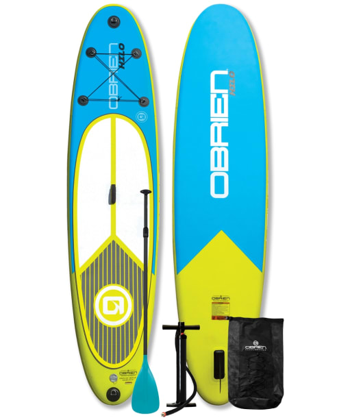 O'Brien Hilo Inflatable Stand up Paddleboard Package