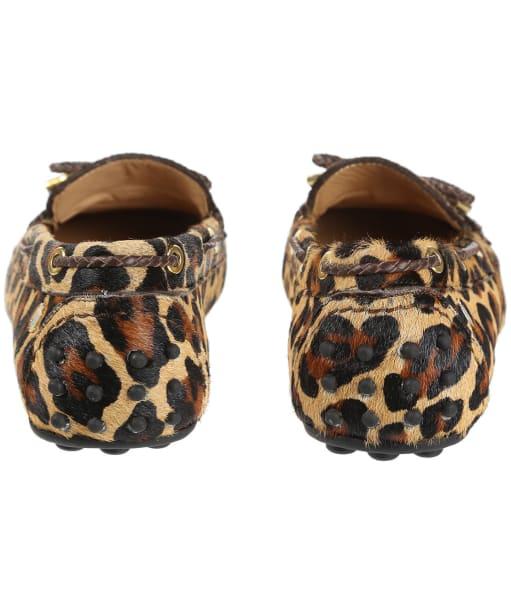 Women's Fairfax & Favor Henley Driving Shoes - Jaguar Haircalf