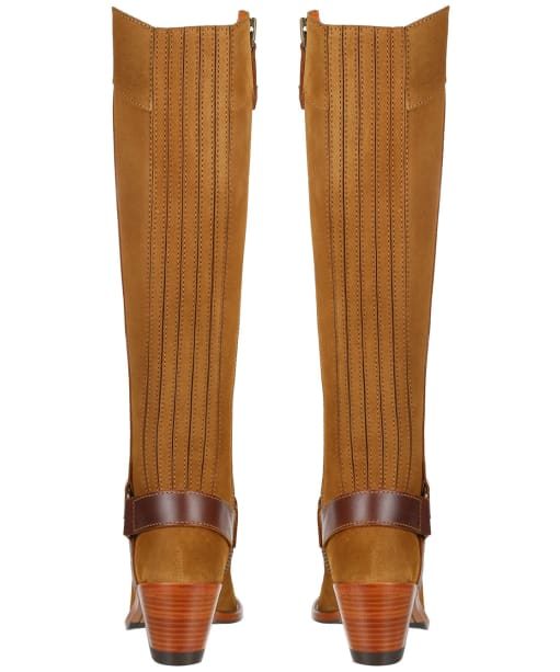 Women's Fairfax & Favor Burnham Boots - Tan Suede