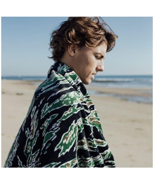 Slowtide Carson Beach Towel - Green