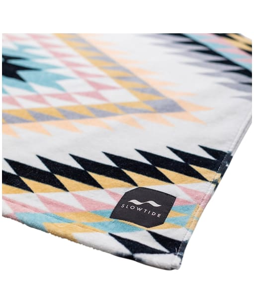 Slowtide Black Hills Quick-Dry Travel Towel - Off White