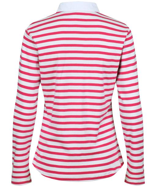 Women's Schöffel Sunny Cove Shirt - Fuchsia Stripe
