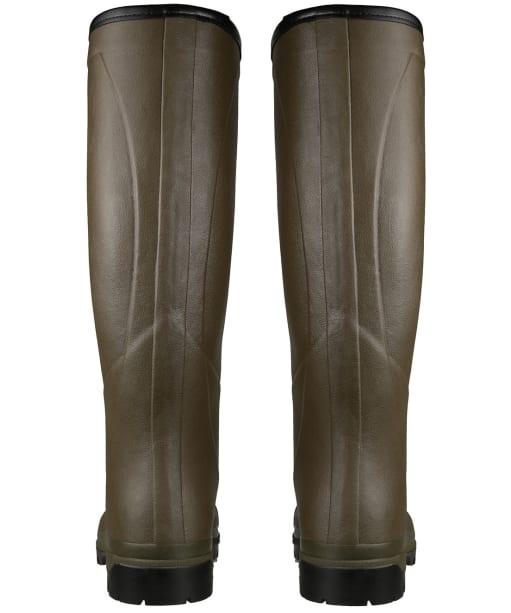 Men's Le Chameau Country Cross Jersey Wellington Boots - Vert Chameau