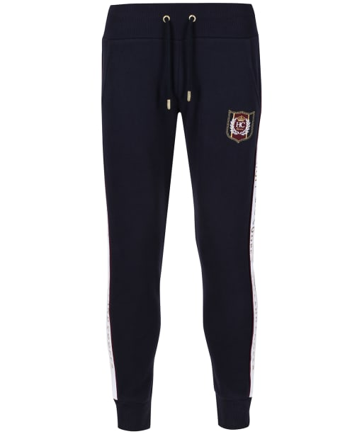Women's Holland Cooper Crested Joggers - Ink Navy