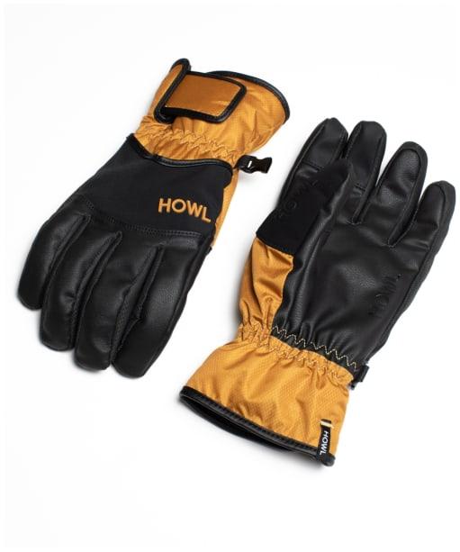 Howl Union Gloves - Gold