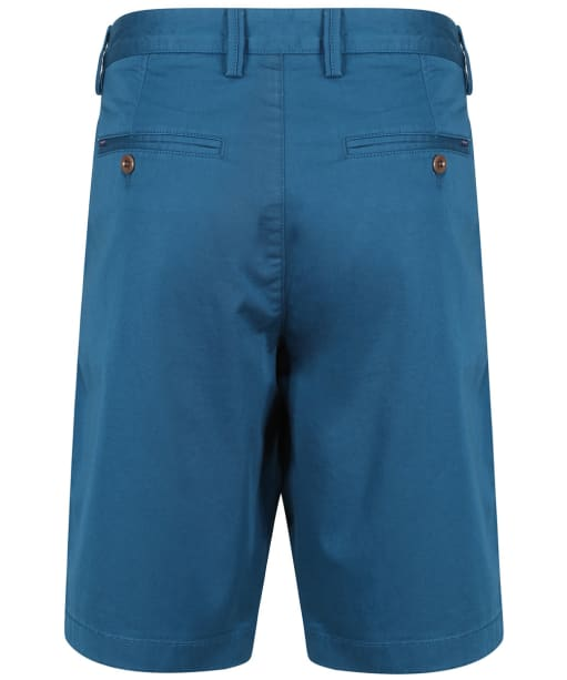 Men's GANT Relaxed Twill Shorts - Ink Blue