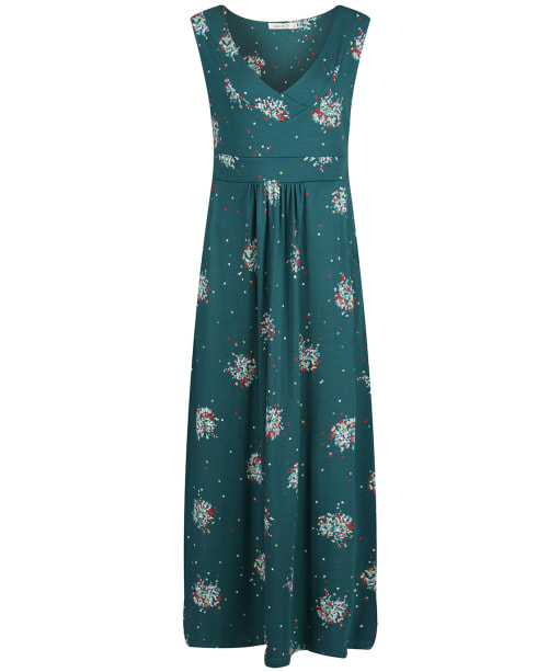 Women's Lily & Me Chrissy Maxi Dress - Dark Teal