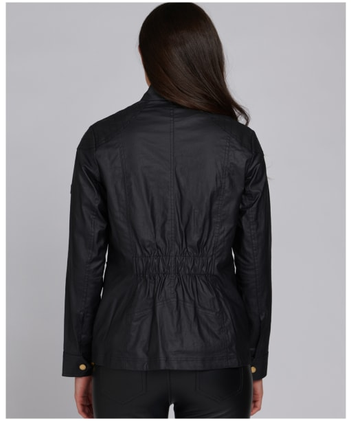 Women's Barbour International Austin Casual Jacket - Black