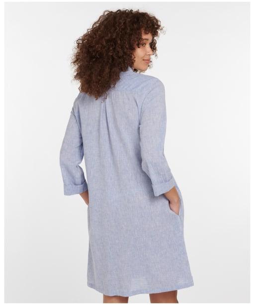 Women's Barbour Seaglow Dress - Chambray