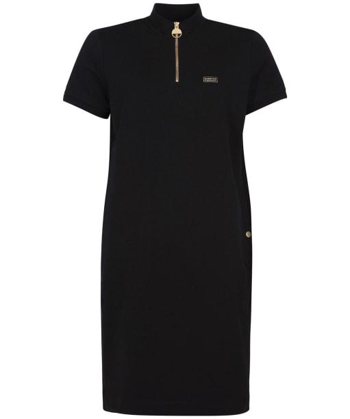 Women's Barbour International Baltimore Dress - Black