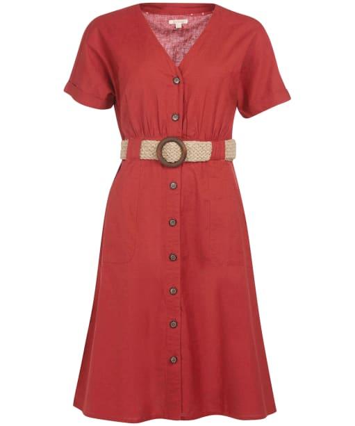 Women's Barbour Saltwater Dress - Mulberry
