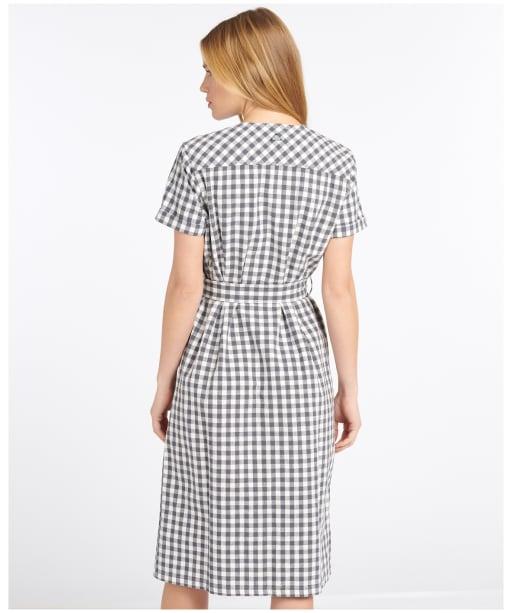 Women's Barbour Peregrine Dress - Navy