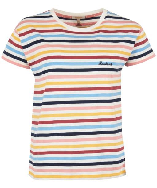 Women's Barbour Saltwater Top - Multi Stripe