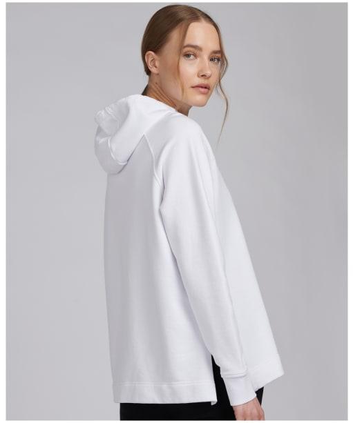 Women's Barbour International Sugo Overlayer - White