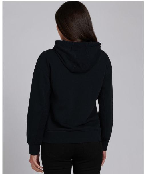 Women's Barbour International Solitude Overlayer - Black