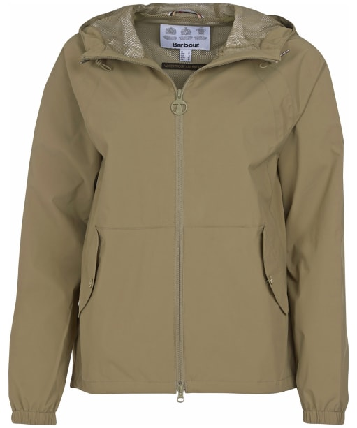 Women's Barbour Knivestone Jacket - Dusky Green