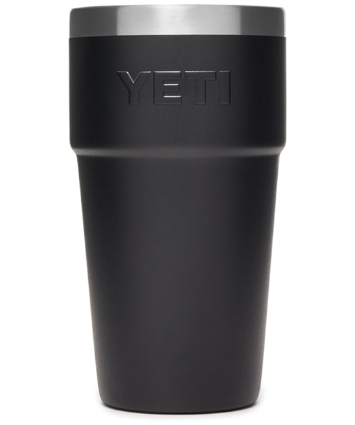 YETI Single 16oz Stackable Cup - Black