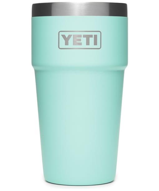 YETI Single 16oz Stackable Cup - Seafoam