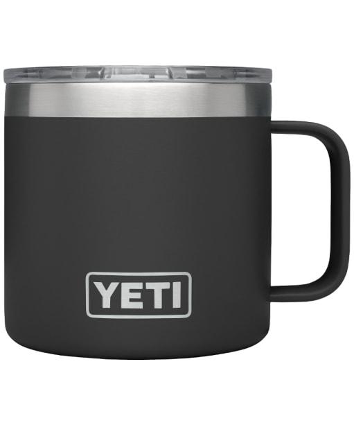YETI Rambler 14oz Mug - Black