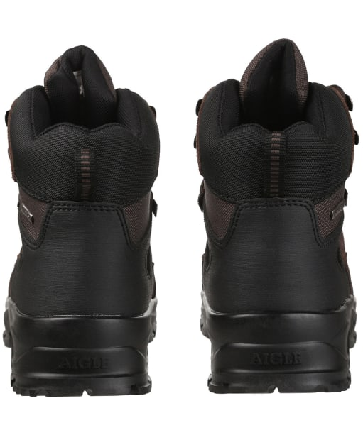 Men's Aigle Huntshaw 2 MTD Boots - Dark Brown