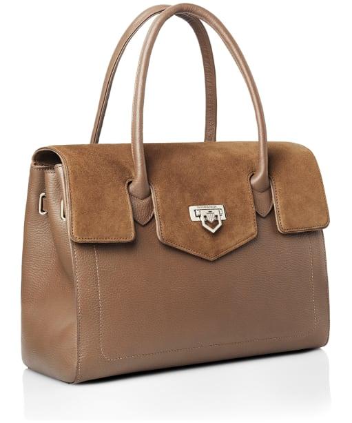 Women's Fairfax & Favor Loxley Shoulder Bag - Tan