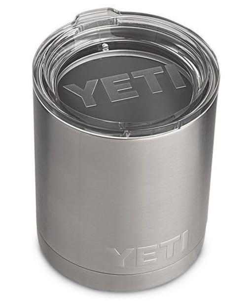 YETI Rambler 10oz Lowball - Stainless Steel