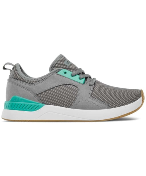 Women's etnies Cyprus SC Trainers - Grey / Green