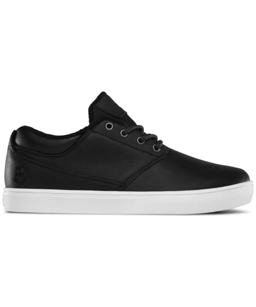 Men's etnies Jameson MT Skate Shoes - Black / White / Black