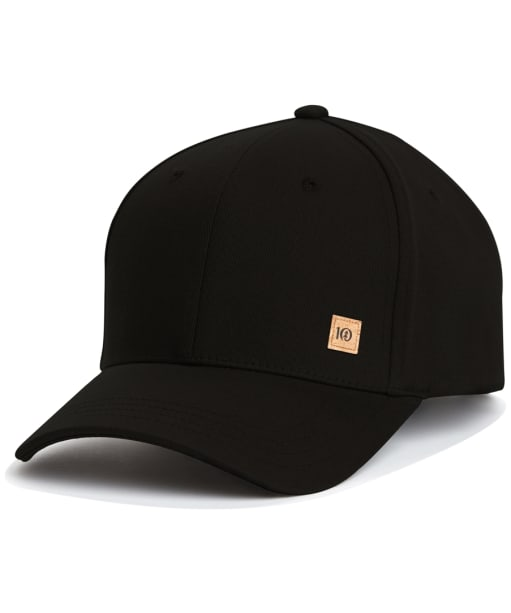 Tentree Cork Icon Elevation Hat - Meteorite Black