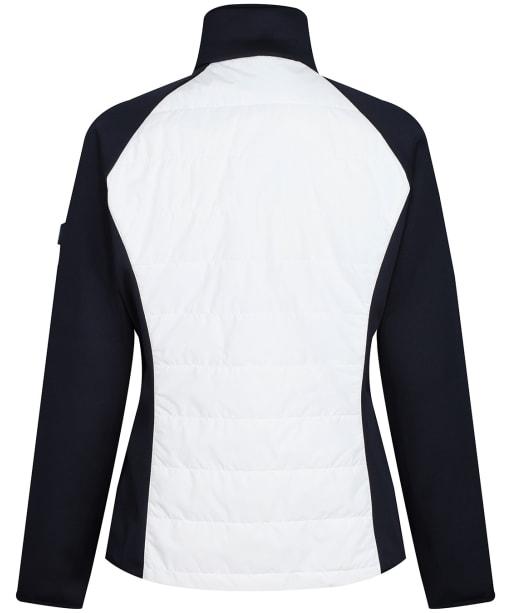 Women's Dubarry Emerald Hybrid Jacket - White Multi