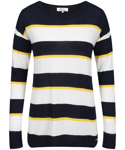 Women's Dubarry Lavelle Sweater - Navy Multi