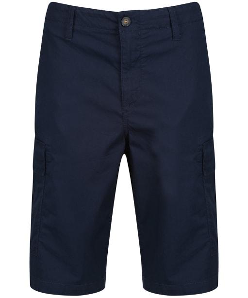 Men's Timberland LW Cargo Shorts - Dark Navy