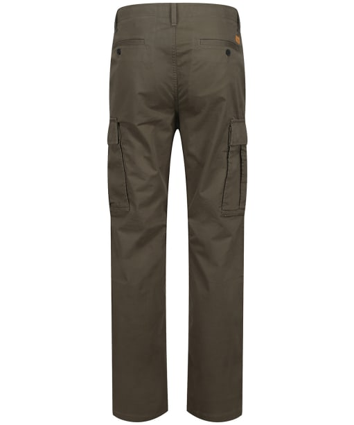 Men's Timberland Core Twill Cargo Pants - Grape Leaf
