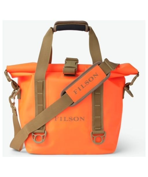 Filson Dry Roll-Top Waterproof Tote Bag - Flame
