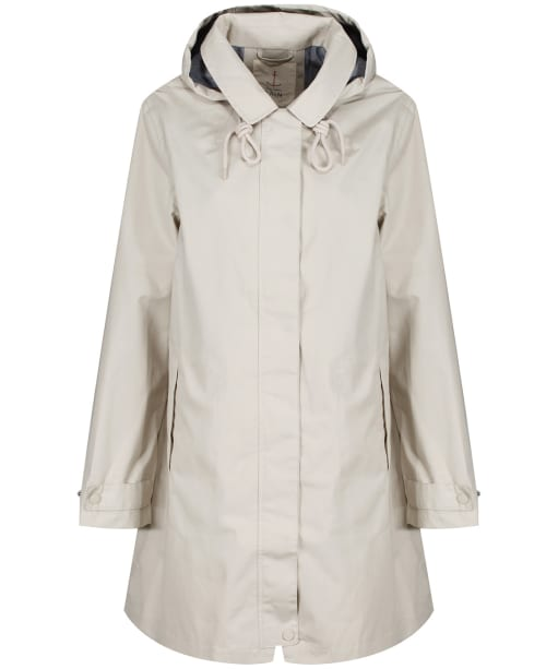 Women's Seasalt Cloudburst Mac - Driftwood