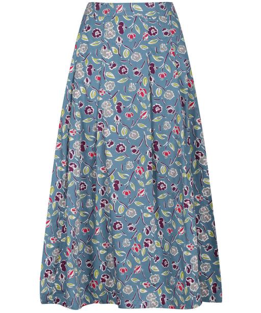 Women's Seasalt New Eve Skirt - Ceramic Blooms Schooner
