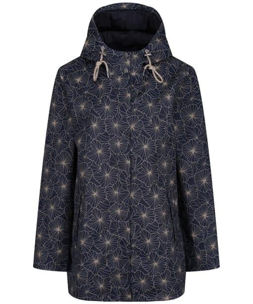 Women's Seasalt Bowsprit Jacket - Drawn Hellebore Midnight