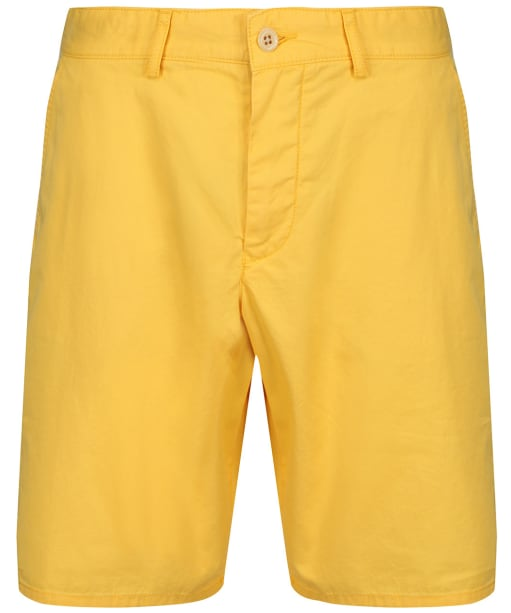 Men's GANT Relaxed Summer Shorts - Mimosa Yellow