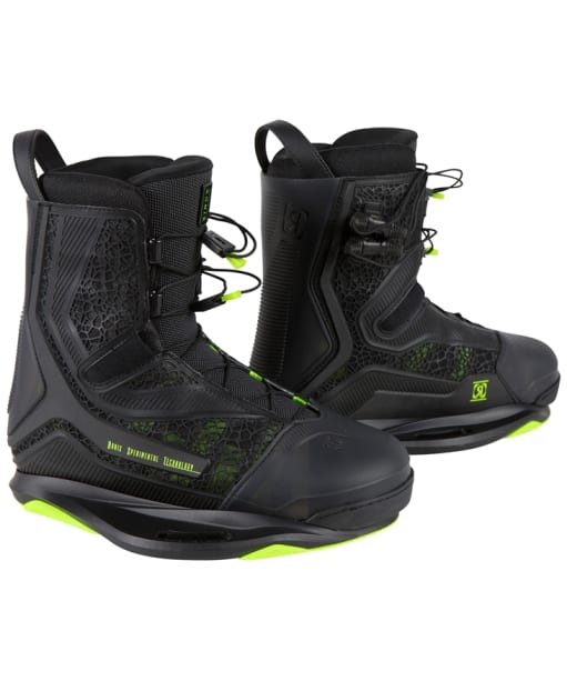 Men's Ronix RXT Intuition+ Wakeboard Boots - Smoke / Volt