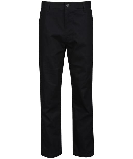 Men's Globe Foundation Trousers - Black