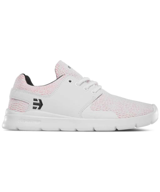 Women's etnies Scout XT Trainers - White / Red / Black