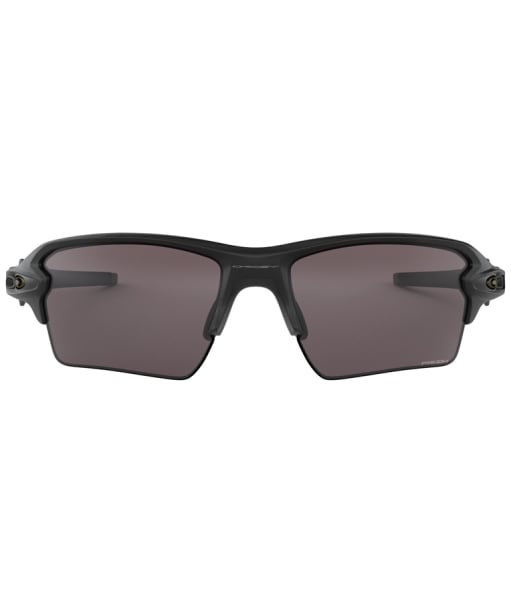 Oakley Flak 2.0 XL Prizm Black Sunglasses - Matte Black